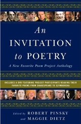 An Invitation to Poetry | Robert Pinsky |
