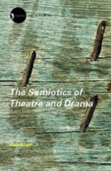 Semiotics of Theatre and Drama | Keir Elam |