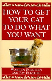 How to Get Your Cat to Do What You Want | Warren Eckstein |