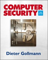 Computer Security | Dieter Gollmann |