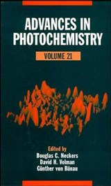 Advances in Photochemistry | Douglas C. Neckers |