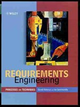 Requirements Engineering | Gerald Kotonya |