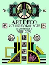 Art Deco Spot Illustrations and Motifs | William Rowe |