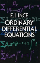 Ordinary Differential Equations | Edward Lindsay Ince |
