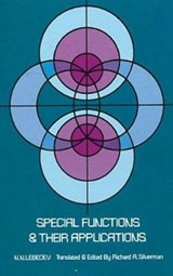 Special Functions & Their Applications | N. N. Lebedev |