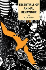 Studies in Biology | Peter J. B. Slater |