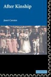 After Kinship | Janet Carsten |