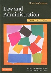 Law and Administration | Carol Harlow |
