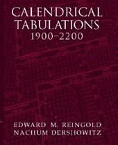 Calendrical Tabulations,