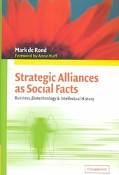 Strategic Alliances as Social Facts