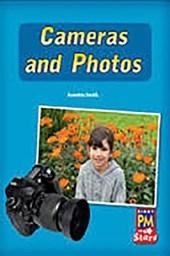 Cameras and Photos Leveled Reader Grade 1
