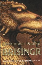 Inheritance (03): brisingr | Christopher Paolini |