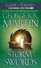 Song of ice and fire (3 complete): storm of swords