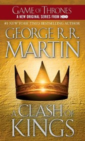 Song of ice and fire (2): a clash of kings