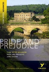 Pride and Prejudice: York Notes Advanced | auteur onbekend |