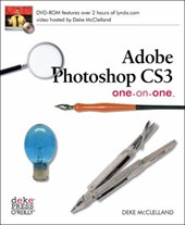 Adobe Photoshop CS3 One-On-One [With DVD ROM]
