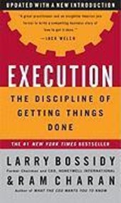 Execution | Larry Bossidy |