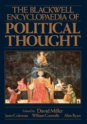 The Blackwell Encyclopaedia of Political Thought | David Miller |