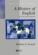 A History of English | Barbara A. Fennell |