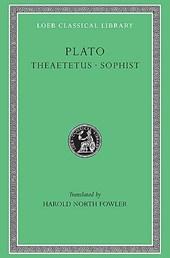 Theaetetus Sophist L123 V 7 (Trans. Fowler)(Greek)