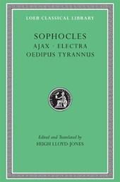 Ajax, Electra, Oedipus Tyrannus L020 V 1 Rev (Trans. Lloyd-Jones)(Greek)
