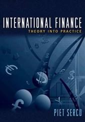 International Finance - Theory into Practice