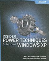 Insider Power Techniques for Microsoft Windows XP | Paul Mcfedries |