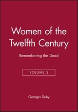 Women of the Twelfth Century | Georges Duby |