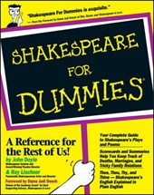 Shakespeare for Dummies