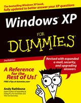 Windows XP For Dummies | Andy Rathbone |