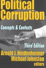 Political Corruption | Arnold J. Heidenheimer |