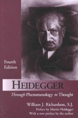 Heidegger | William J. Richardson |