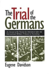The Trial of the Germans | Eugene Davidson |