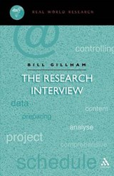 The Research Interview | Bill Gillham |
