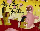 Dying of Thirst | Gary Baseman |