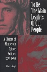To Be the Main Leaders of Our People | Rebecca Kugel |