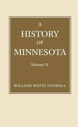 History of Minnesota Volume | William Folwell |