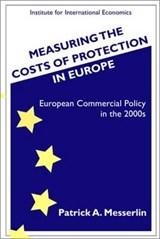 Measuring the Costs of Protection in Europe | Patrick Messerlin |