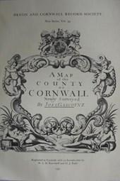 Joel Gascoyne's Map of Cornwall 1699
