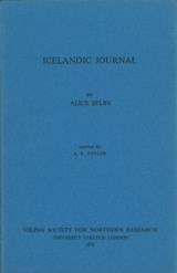 Icelandic Journal | Alice Selby |