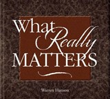 What Really Matters | Warren Hanson |