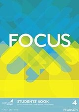 Focus BrE 4 Students' Book & Practice Tests Plus First Booklet Pack | Vaughan Jones |
