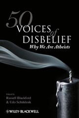 50 Voices of Disbelief | Russell Blackford |