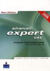 Advanced Expert Student's Resource Book - (With Key) and Audio CD