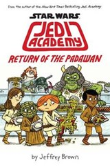 Return of the Padawan | Jeffrey Brown |