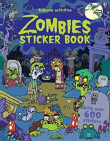 Zombies Sticker Book | Kirsteen Robson |