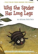 Why the Spider Has Long Legs | Charlotte Guillain |