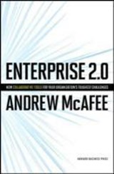 Enterprise 2.0 | Andrew McAfee |