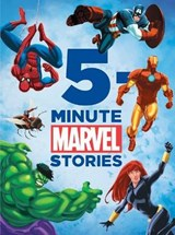 5 Minute Marvel Stories | Nachie Castro |