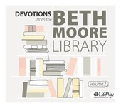 Devotions from the Beth Moore Library Audio CD, Volume